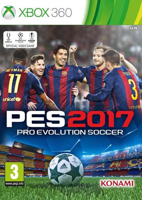 Pro Evolution Soccer 2017 sur 360