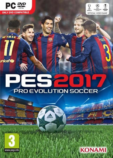 Pro Evolution Soccer 2017 sur PC