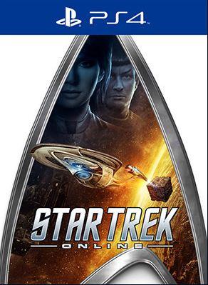 Star Trek Online sur PS4