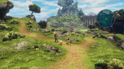 World of Final Fantasy continue de partager son univers en images