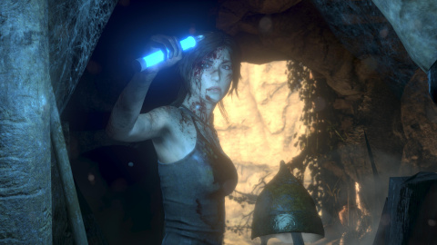Rise of the Tomb Raider : en 4K sur la PlayStation 4 Pro