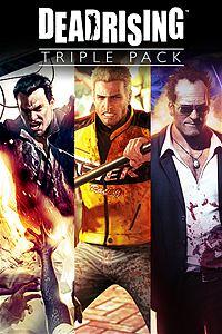 Dead Rising Triple Pack sur PS4