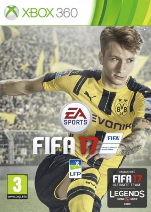 FIFA 17 sur 360
