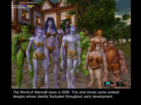 De WoW Vanilla à Legion - Retour sur plus de dix ans d'évolutions graphiques