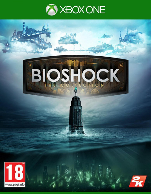 Bioshock : The Collection sur ONE