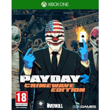 Payday 2 Crimewave Edition sur ONE