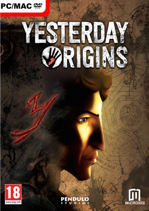 Yesterday Origins sur PC