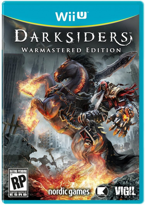 Darksiders : Warmastered Edition sur WiiU