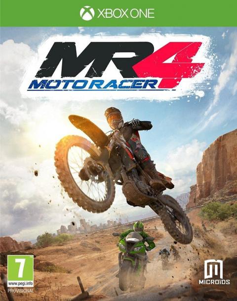Moto Racer 4 sur ONE