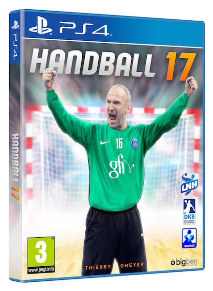 handball 17 sur playstation 4. Black Bedroom Furniture Sets. Home Design Ideas