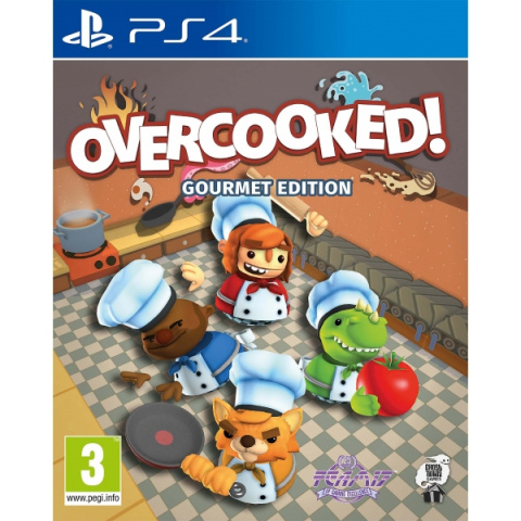Overcooked sur PS4