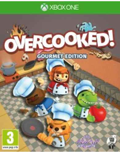 Overcooked sur ONE