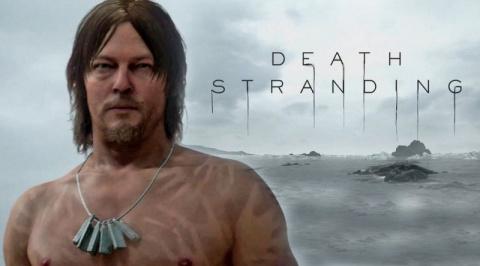 Jaquette de TGS 2016 : Death Stranding - Kojima parle d'un jeu d'action open-world