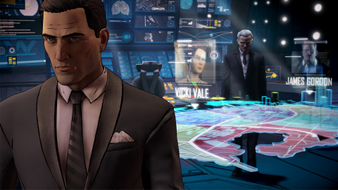Batman The Telltale Series : Envolée narrative et aventure épique