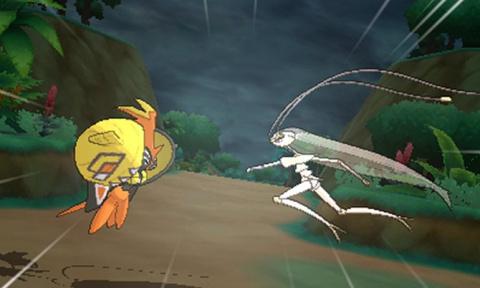 Pokémon Soleil et Lune : Deux nouvelles Ultra-Chimères dévoilées