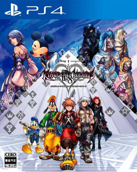 Kingdom Hearts HD 2.8 : Final Chapter Prologue