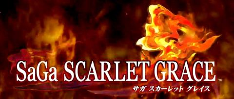 SaGa : Scarlet Grace