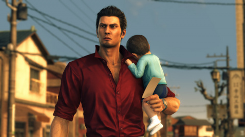 The Yakuza Remastered Collection : Day One Edition en promotion