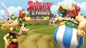 Jaquette de Asterix & Friends débarque sur iOS et Android