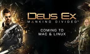 Deus Ex : Mankind Divided sur Linux