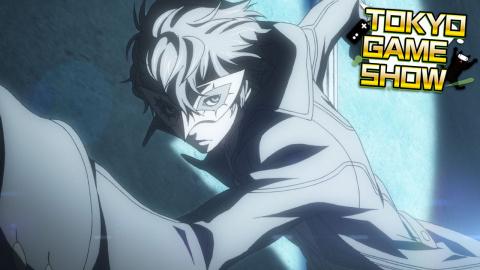 Jaquette de TGS 2016 : Persona 5 - Le retour prometteur d'une série culte