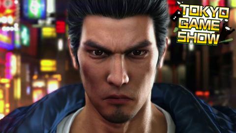 Jaquette de TGS 2016 : Yakuza 6 - Entre modernité et tradition sur PS4