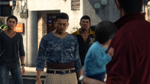 TGS 2016 : Yakuza 6 - Entre modernité et tradition