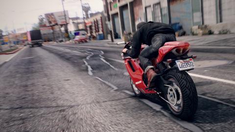 GTA V Redux : L'époustouflant mod graphique du jeu est disponible