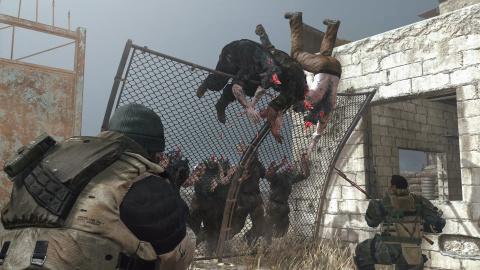 Jaquette de TGS 2016 : Metal Gear Survive dévoile de nouvelles captures d'écran