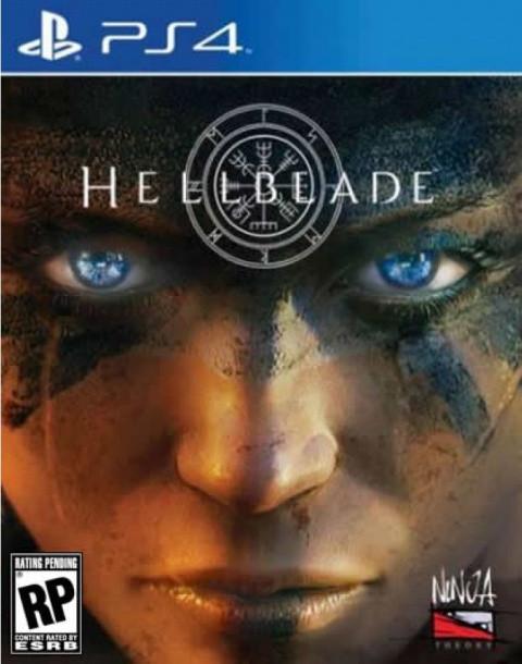 Hellblade : Senua's Sacrifice sur PS4