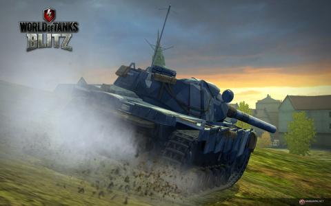 World of Tanks Blitz : un renfort inattendu
