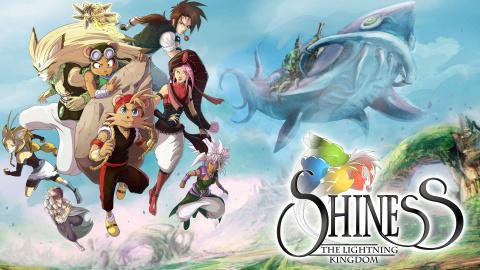 Shiness : The Lightning Kingdom sur PC