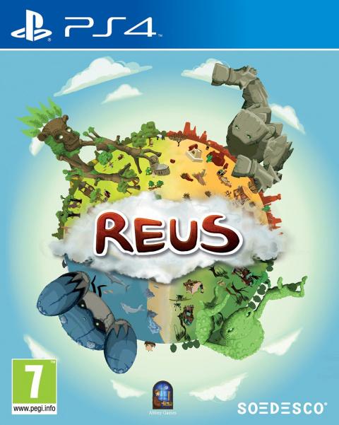 Reus sur PS4