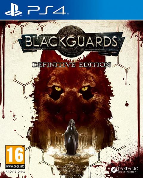 Blackguards sur PS4