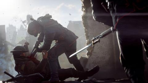 """Battlefield 1 : Toutes les infos sur le DLC gratuit """"L'ombre du géant"""""""
