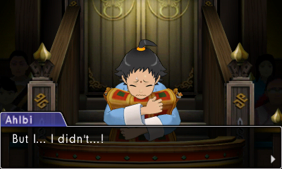 Phoenix Wright : Ace Attorney : Spirit of Justice - Enquête en milieu mystique