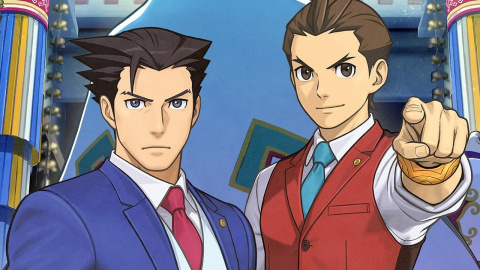 Jaquette de Phoenix Wright : Ace Attorney : Spirit of Justice - Enquête en milieu mystique sur 3DS