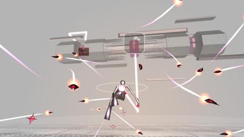 Rez Infinite profitera d'un patch sur PS4 Pro