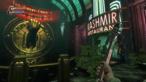 """Ken Levine (BioShock) tease son prochain jeu : """"Il y a des trucs bizarres dedans"""""""