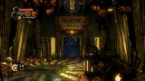 Bioshock The Collection (Switch) : un téléchargement de 31 Go pour la version physique