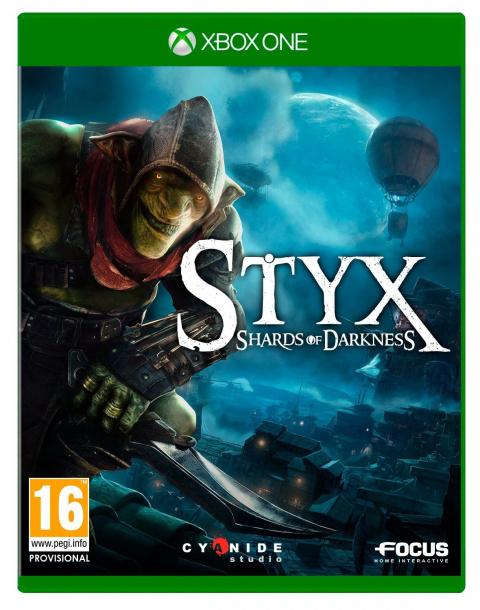 Styx : Shards of Darkness sur ONE