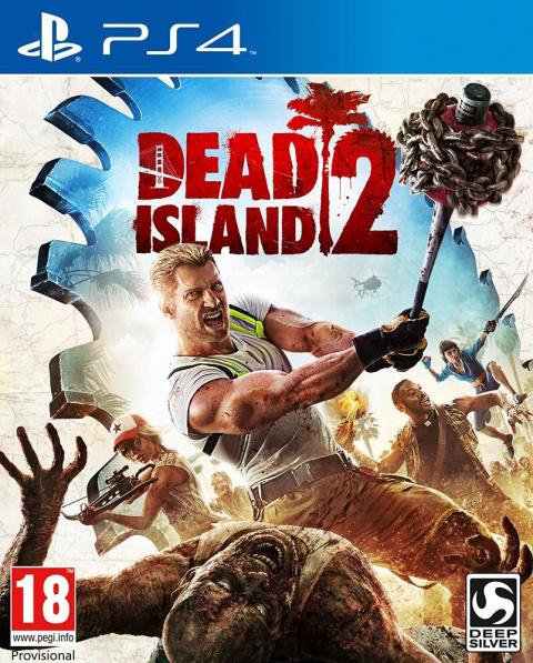 Dead Island 2 sur PS4