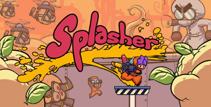 Splasher sur PC