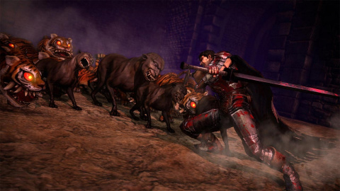 Berserk and the Band of the Hawk se détaille en images