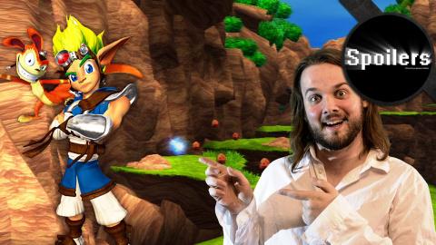 Spoilers : Maxime nous raconte l'histoire de Jak and Daxter