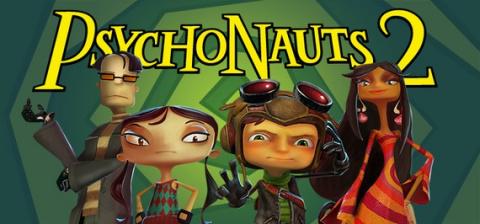 Psychonauts 2 sur PS4