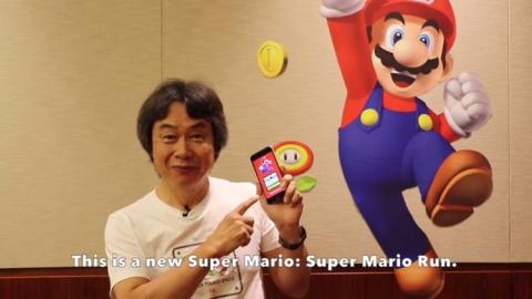 Super Mario Run : Une connexion internet sera obligatoire pour y jouer