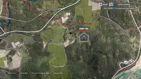 Tresors De Grange Astuces Et Guides Forza Horizon 3 Jeuxvideo Com