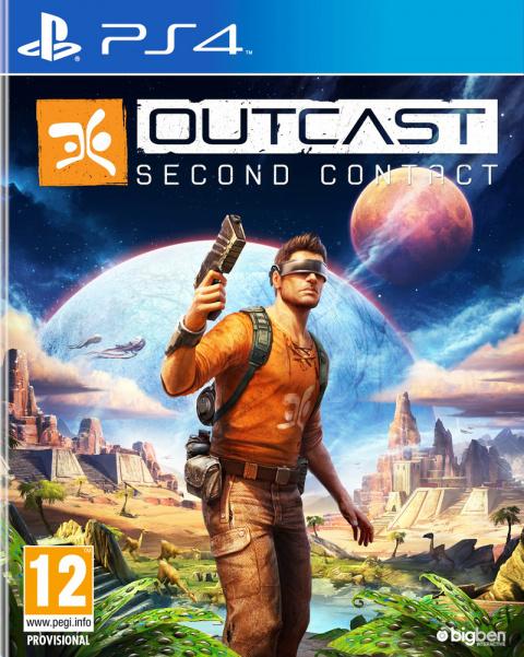 Outcast : Second Contact sur PS4