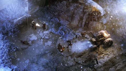 Wasteland 3 utilisera le système de dialogue conçu par Obsidian